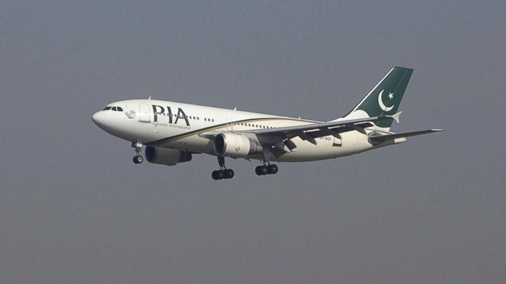 Pakistani Airline