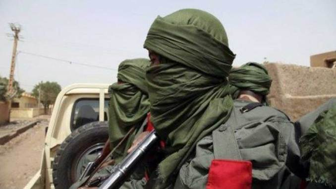 Bandits in Katsina state