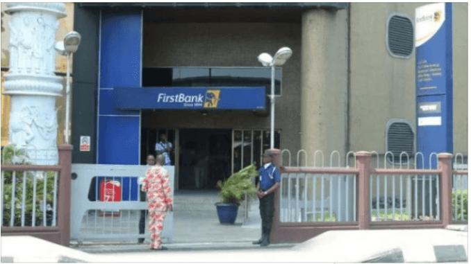 First Bank Branch