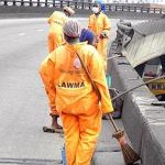 LAWMA terminates contract of agencies recruiting Lagos street sweepers