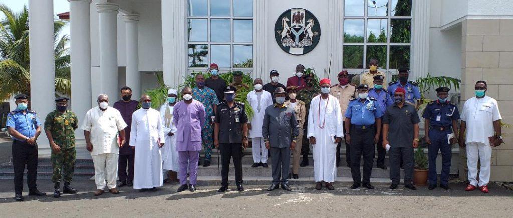 Obiano Inaugurates Anambra State Community Policing Advisory Committee