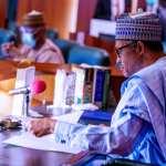 President Buhari participates in Virtual China-Africa Summit (Photos)