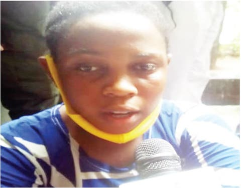 """10 Cultists Slept With Me During Marine Girls Initiation"" - 19-Year-Old Teenager Blessing David Confesses"