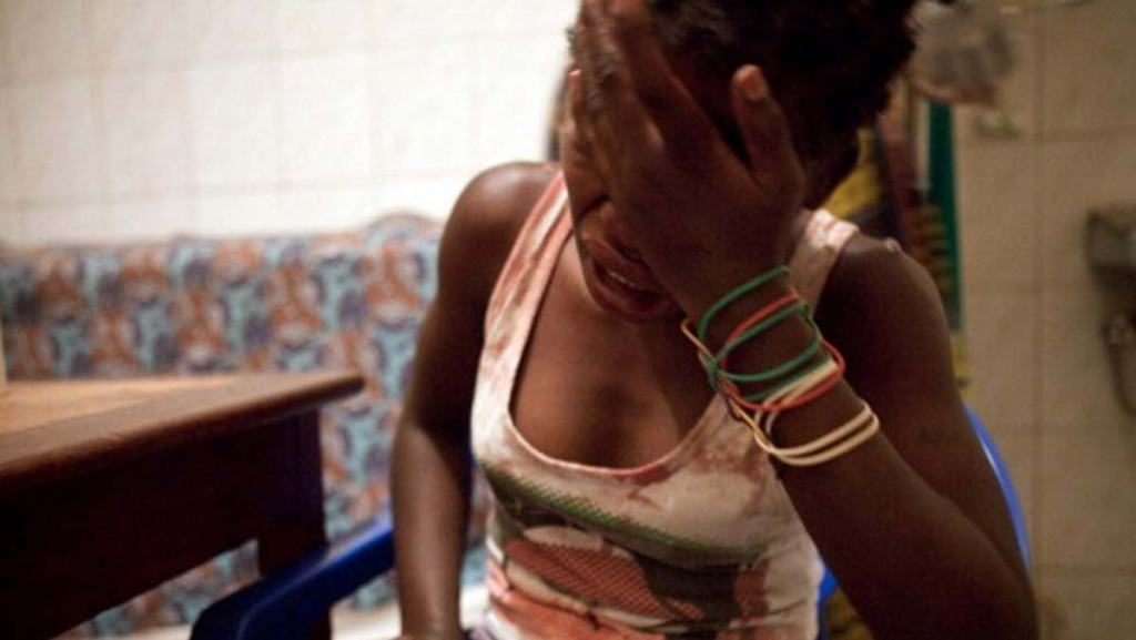 A rape Victim - Source ; Guardian