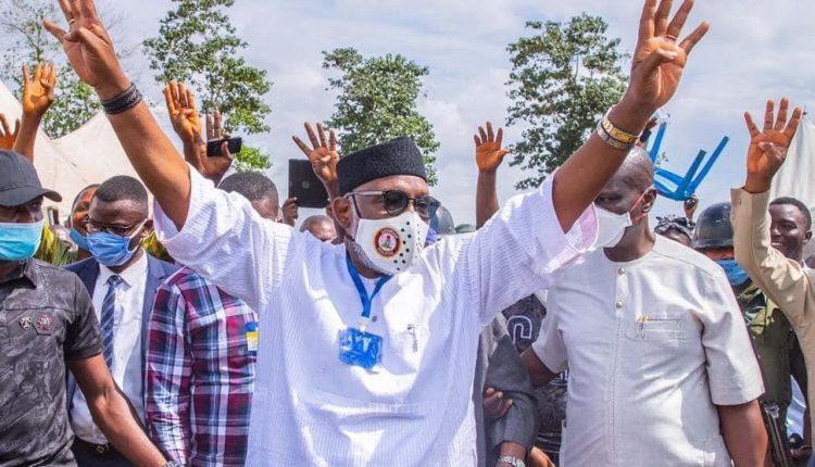 BREAKING- Akeredolu Emerges APC Governorship Candidate In Ondo