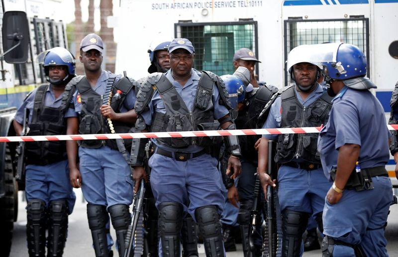 Five killed in attack on South African church, hostages freed - Police