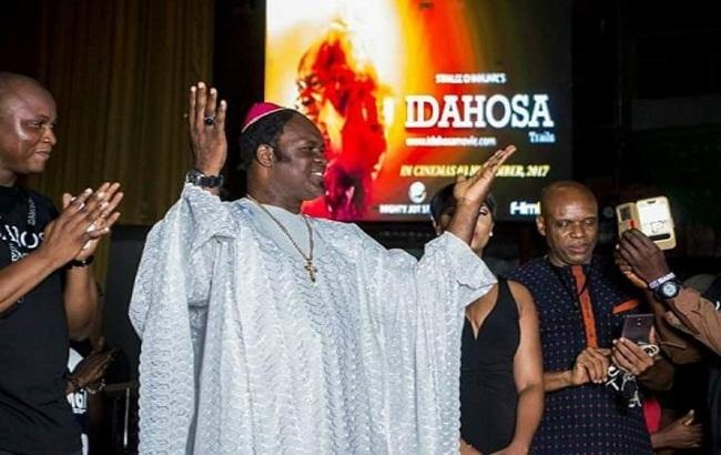 Idahosa movie featuring Charles Okafor