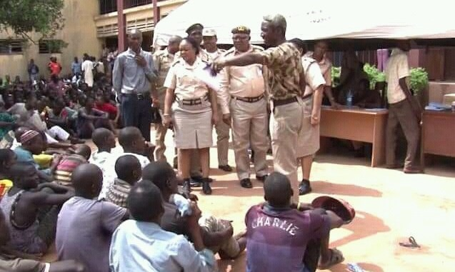 Niger Republic Deports 42 Nigerians.