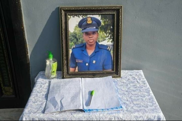 Nigerian heroic first female combat pilot, Tolulope Arotile to be buried July 23 2020