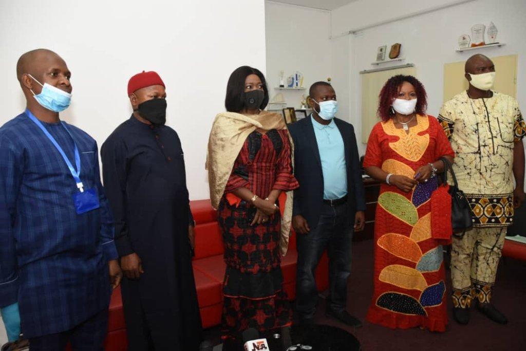 Nigerians in Diaspora Commission, NIDCOM partners with Anambra state to woo diaspora investors