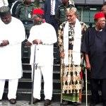 Nnamdi Kanu and Igbo Governors