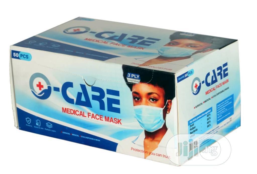 O-Care Face Masks