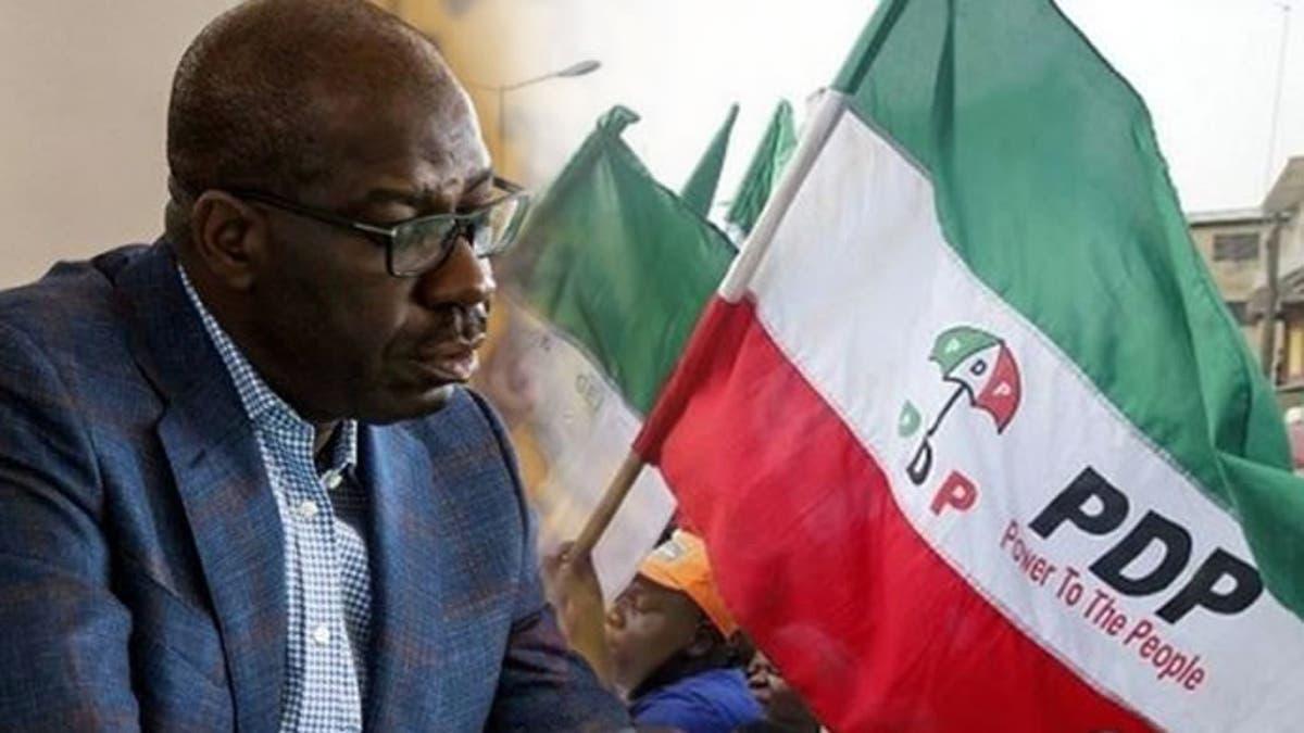 Obaseki and PDP