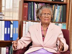 Professor Grace Alele Williams