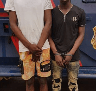 Shocking! Robbery Suspects Arrested for Strangling Motorist
