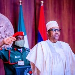 President Buhari inaugurates the Executive, Legislative Party Consultative Committee (Photos)