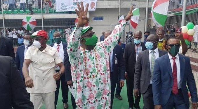 EDO 2020- Governor Godwin Obasekis campaign