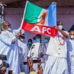 Edo 2020- APC says campaign flag-off shows party united behind Ize-Iyamu