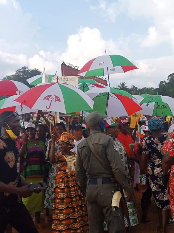 Edo Decide 2020 - PDP alerts Police, DSS on APC's deployment of 2 Sienna buses from Kogi to cause mayhem, intimidate electorate in Edo
