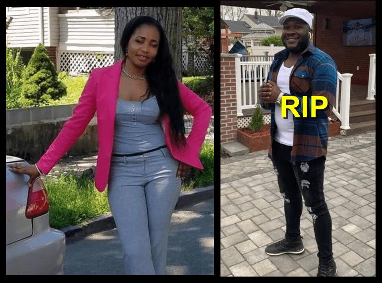 IKENNA CHUKWU RIP AND WIFE