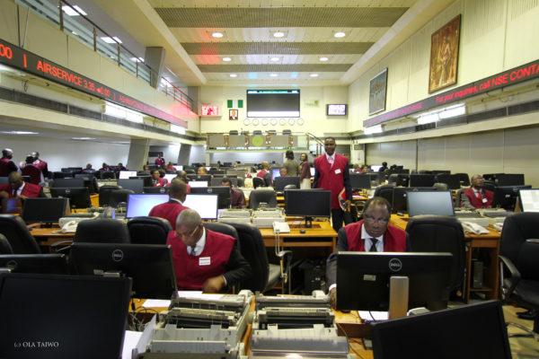 NSE Nigeria Stock Exchange brokers