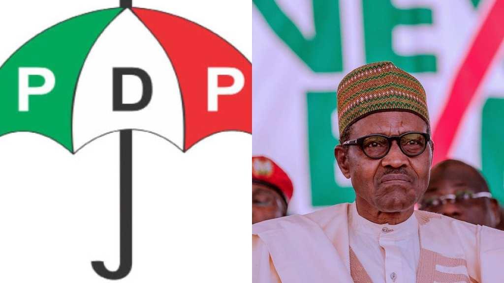 PDP and Buhari