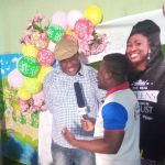 Popular Nollywood Actor, Charles Okafor Attends Sister's Birthday In Lagos State (Photos)