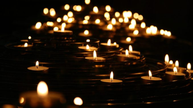 Rest in Peace Candles