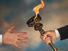 Spiritual fathers -Pass torch