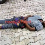 Kidnapper Was Found Sleeping At The Residence Of The Victim's House