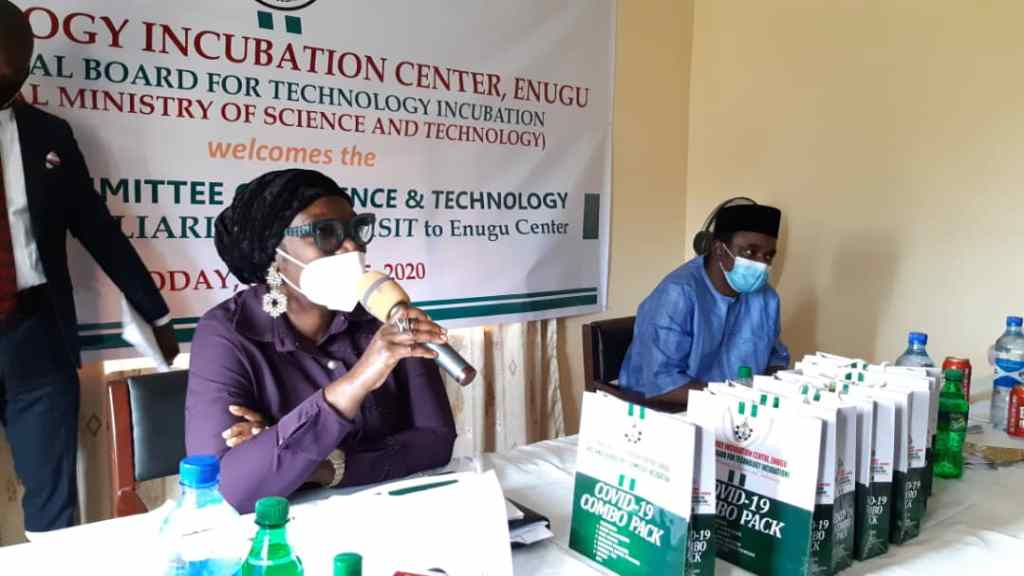 Uche Ekwunife led Senate committee moves to revitalise Technology Incubation Centres in Nigeria