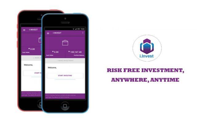 i-nvest Nigeria Stock Exchange Investment App