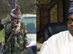 President Buhari and Fight Against Boko Haram