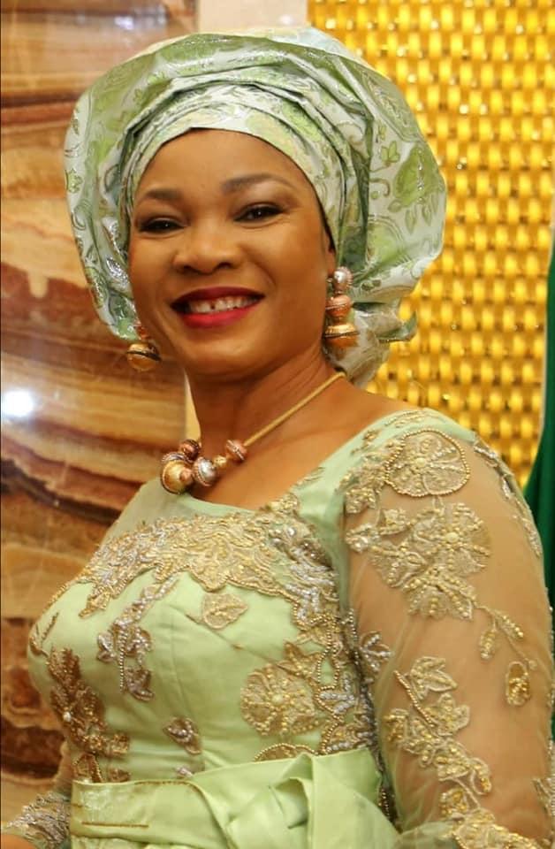 Mrs. Ike Ekweramadu