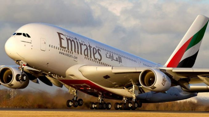 Nigerian Government Bans Emirates Airline From Flying Nigeria