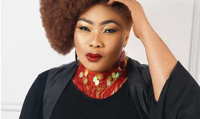 Nollywood veteran Eucharia Anunobi