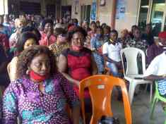 Imo Women Plan To Go Naked To Arouse Government's Attention For Immediate Road Repairs