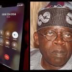 Tinubu Denies Involvement in Black Tuesday Lekki Massacre, This Phone Conversation Reveals As Survivors Attack Him