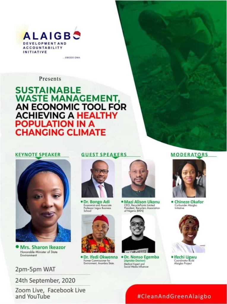 Waste Management Plan - Dr. Ifedi Okwenna