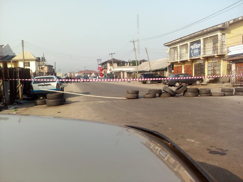 Explosion rocks Governor Nyesom Wike's father's church in Rivers