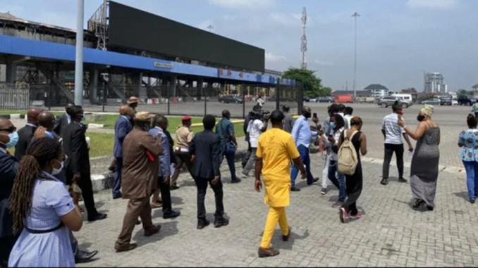 Lagos state Judicial Panel on Lekki Shooting