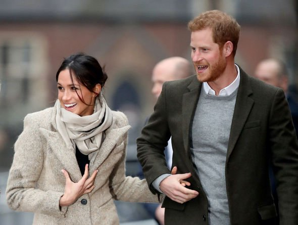 Meghan Markle and Prince Harry are the Duke and Duchess of Sussex (Image- GETTY)