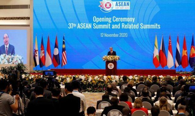 ASEAN Summit in Hanoi