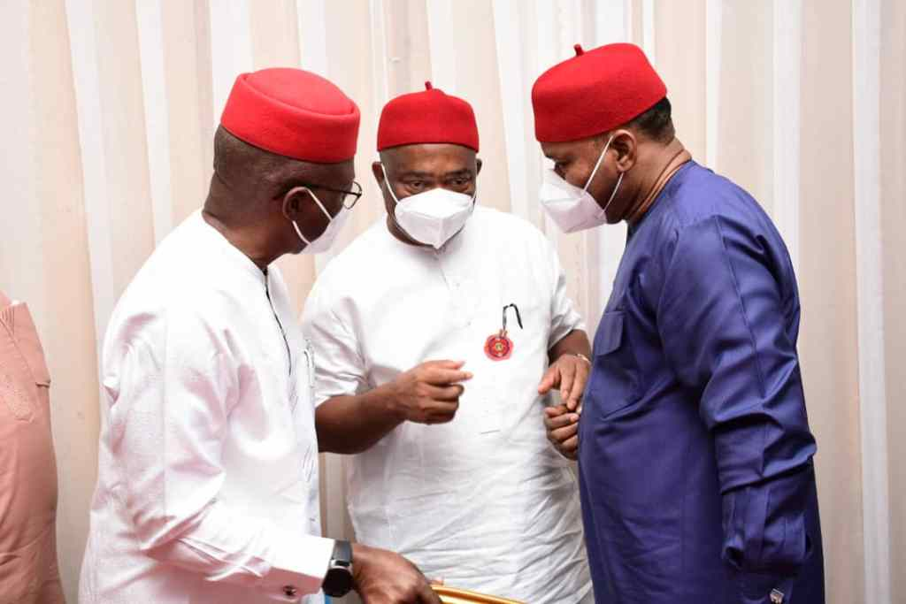 BIAFRA- Imo state governor cautions Igbo agitators and unfolds a new framework to unite Nigeria