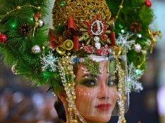 THAILAND-CHRISTMAS