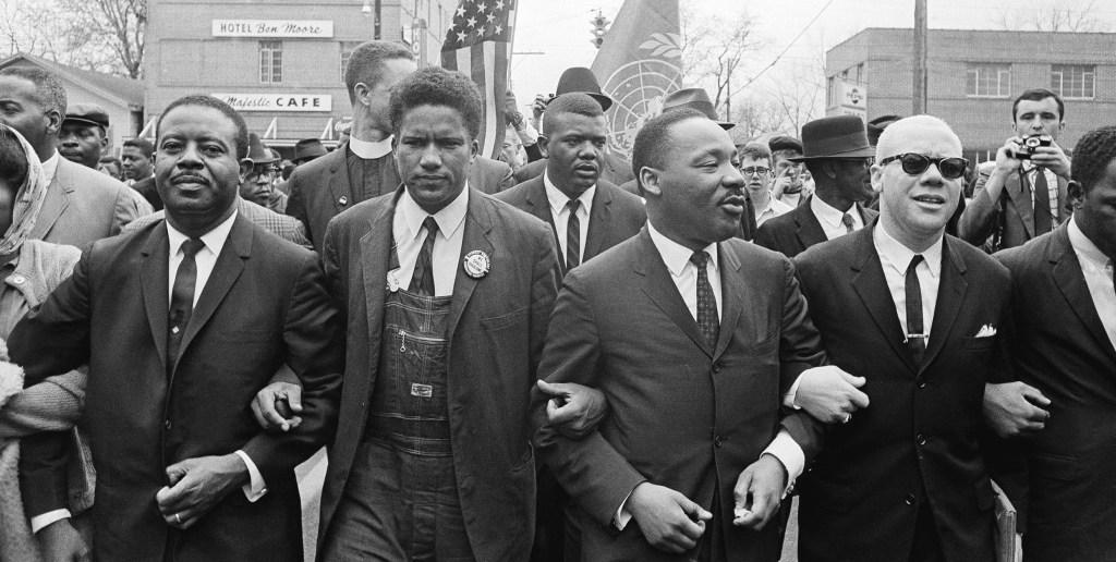 MLK Montgomery March 1965