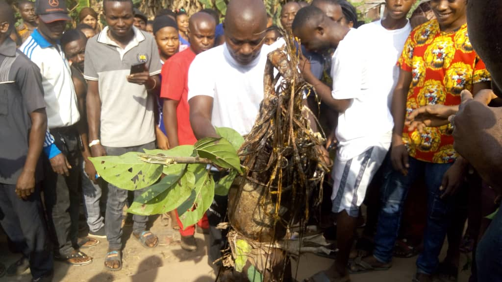 How a dreaded voodoo ritualist bewitched villagers and escaped in Umualum Nekede