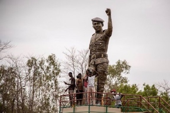BURKINA-POLITICS-HISTORY