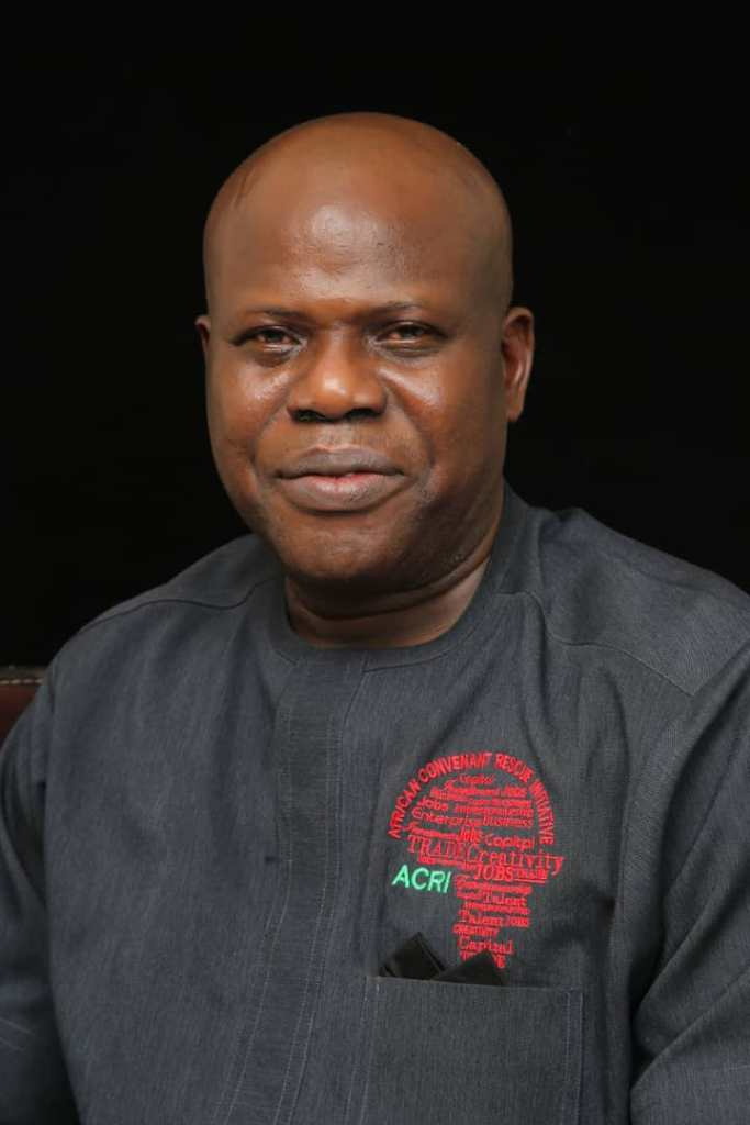 Richard Odusanya - 9News Nigeria
