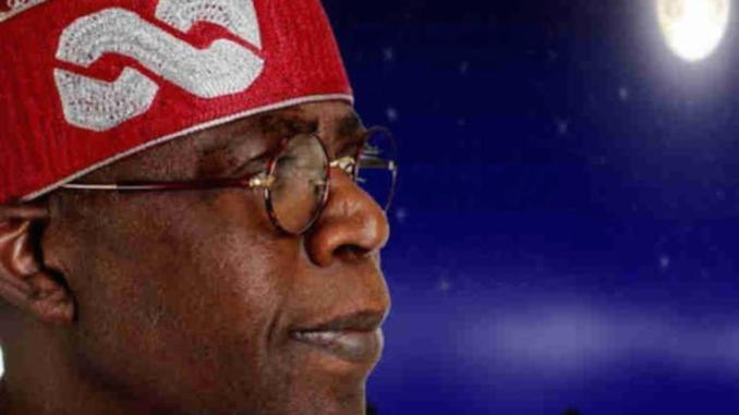 Tinubu in the eyes of the storm